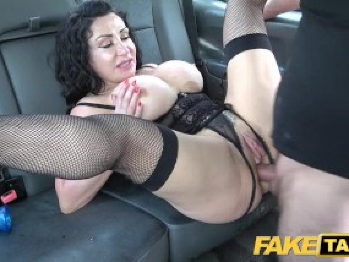 Big Tits Blonde Fake Taxi